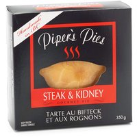 Pipers Pies - Steak And Kidney Pie