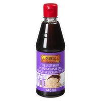 Lee Kum Kee - Lee Kum Kee Sesame Oil Pure, 443.6 Millilitre