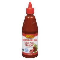 Lee Kum Kee Lee Kum Kee - Sriracha Chili Sauce, 510 Gram