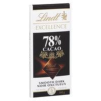 Lindt Lindt - Excellence 78% Cacao Bar - Rich Dark, 100 Gram