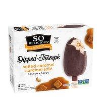 So Delicious - Non-Dairy Frozen Dessert - Salted Caramel Bars
