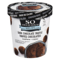 A fair trade cocoa decadence folded with fudge and premium shaved chocolate. Dairy Free.
