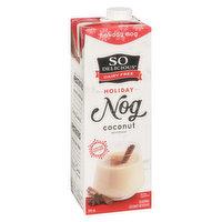 So Delicious - Holiday Nog - Coconut Beverage