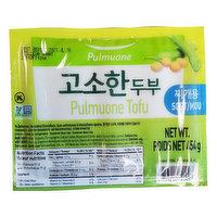 Pulmuone - Premium Soft Tofu, 454 Gram
