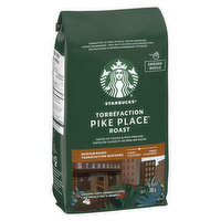 This blend is named after the first Starbucks that opened in Seattle's Pike Place Market  in 1971. A delicious medium roast with a smooth body & subtle flavors of cocoa & toasted nuts.