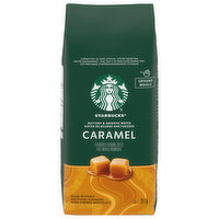 Starbucks - Caramel Flavored Coffee - Ground Buttery & Smooth