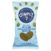 Simply 7 - Kale Chips - Sea Salt
