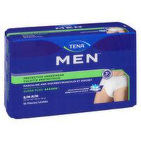 Tena - Men Protective Underwear - Super Plus Med/Lrg