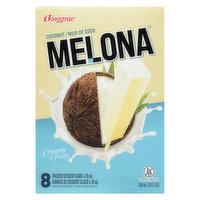 Melona - Melona Coconut Ice Bar, 560 Millilitre