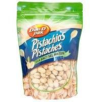 Dan D Pak - Pistachios - Sea Salt, 270 Gram