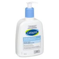 Cetaphil - Gentle Skin Cleanser - Face & Body, 500 Millilitre