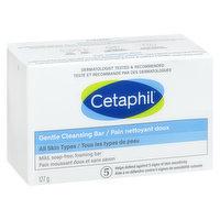 Cetaphil - Gentle Cleansing Bar Sensitive Skin