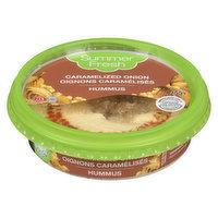 Summer Fresh Summer Fresh - Hummus - Caramelized Onion, 283 Gram