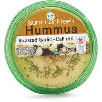 Summer Fresh - Hummus - Roasted Garlic, 255 Gram