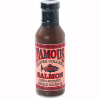 Famous - Famous BC Salmon Marinade & BBQ Sce
