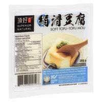 Superior Tofu - Soft Tofu, 300 Gram