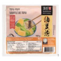 Superior Tofu - Tofu Puff, 90 Gram