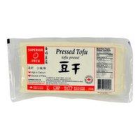 Superior Tofu - Pressed Tofu, 350 Gram