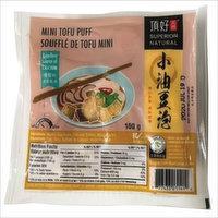 Superior - Mini Tofu Puff, 100 Gram