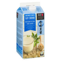 Superior Tofu - Unsweetened Soy Drink, 1.89 Litre