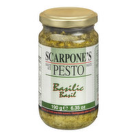 Scarpone's - Basil Pesto Sauce
