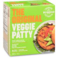 Big Mountain Foods - Original Veggie Burger
