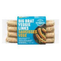Big Mountain - Brat Veggie Links, 300 Gram