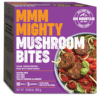 A delicious mushroom medley with sweet potato & spinach. Free of common allergens. Low in saturated fat. Vegan, gluten free, soy free and dairy free. 8pack= 280g