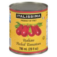 Italissima - Italian Tomatoes Peeled, 796 Millilitre