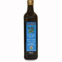 Italissima - Organic Extra Virgin Olive Oil, 750 Millilitre