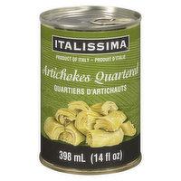 Italissima Italissima - Artichokes Quartered, 398 Millilitre