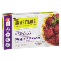 Unmeatable - Meatballs, 350 Gram