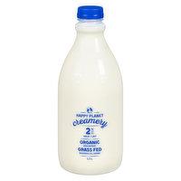 Happy Planet - Creamery Milk 2%  M.F.