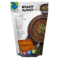Happy Planet - Moroccan Chickpea Soup with Spinach & Cumin