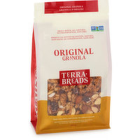 Terra Breads Terra Breads - Original Granola, 454 Gram