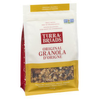 Terra Breads - Original Granola, 340 Gram