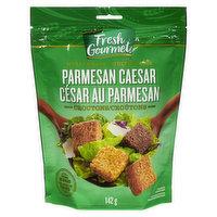 Fresh Gourmet - Croutons Parmesan Caesar, 142 Gram