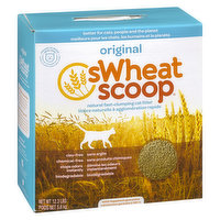 sWheat Scoop - Natural Fast Clumping Cat Litter