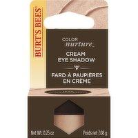 Burts Bees - Color Nurture Cream Eye Shadow - Caramel 1535