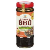 CJ - Korean Original BBQ Sauce- Chicken & Pork, 408 Gram