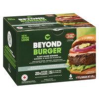 Beyond Meat Beyond Meat - Burger, 6 Each