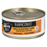 Raincoast Trading Raincoast Trading - Tuna - Wild Albacore, 150 Gram