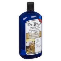 Dr Teal's - Foaming Bath with Pure Epsom Salt - Coconut Oil