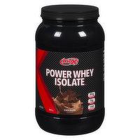 Bio-X Bio-X - Power Whey Isolate - Chocolate, 908 Gram