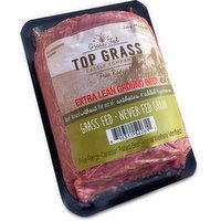 Top Grass - Extra Lean Ground Beef, 454 Gram
