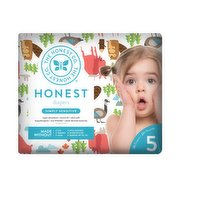 Honest Company Honest Company - Honest Diapers - Size 5 Into The Wild, 25 Each