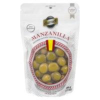 Dumet Dumet - Manzanilla Spanish Olives With Pimento Paste, 200 Gram