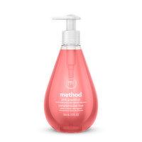 Method Method - Gel Hand Wash - Pink Grapefruit, 354 Millilitre