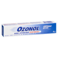 Ozonol - Non-Stinging Ointment - Soothing Relief, 30 Gram