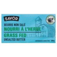 Savor - Butter - Grass & Fed Unsalted